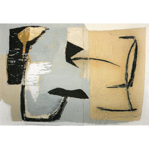 Tommaso CASCELLA - Painting - Senza Titolo