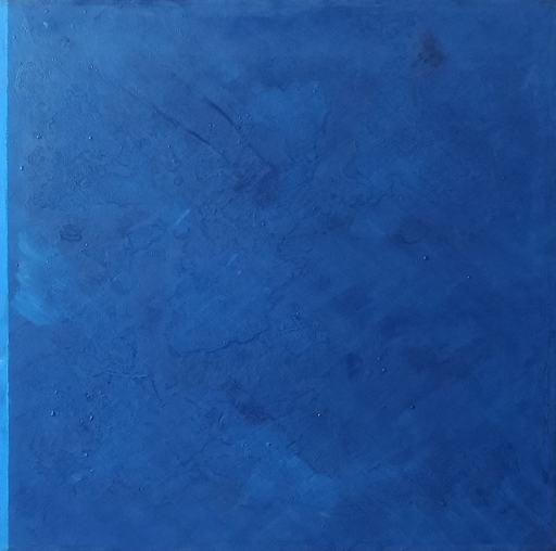Gastone BIGGI - Painting - L'ora del blu