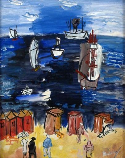 Carlos NADAL - Pintura - La Mer