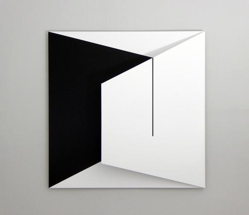 Gerhard FRÖMEL - Skulptur Volumen - RaumKontur