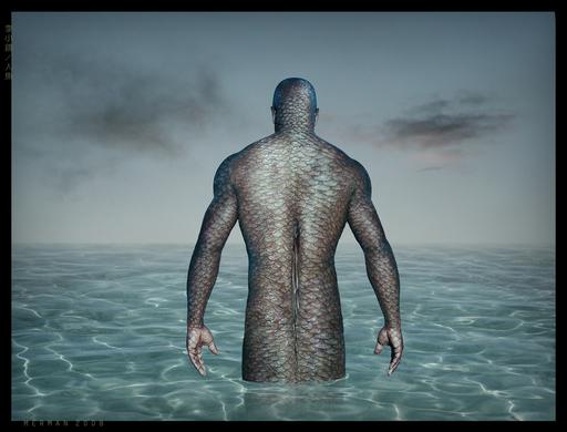 LEE Daniel - Photography - Merman
