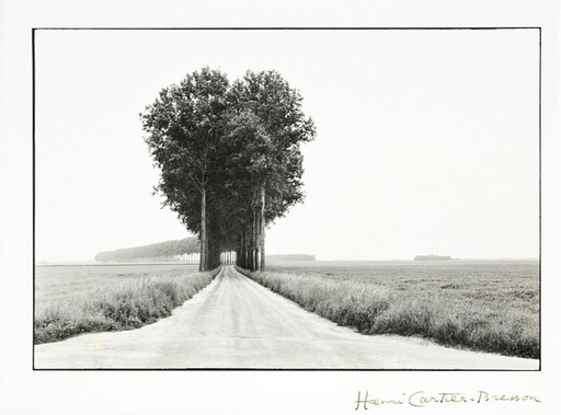 Henri CARTIER-BRESSON - Photography - Brie