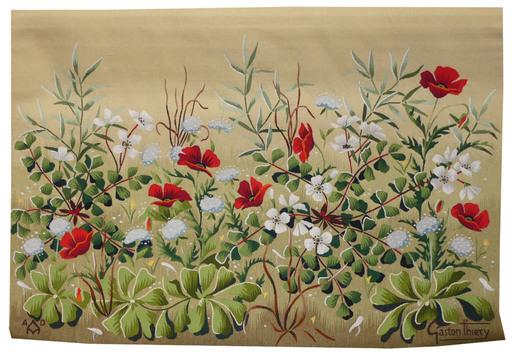 Gaston THIERY - Tapestry - Tourangelle