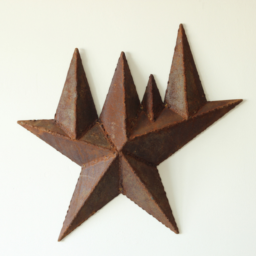 Rinat VOLIGAMSI - Sculpture-Volume - Star 2