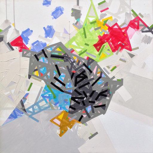 Philippe HALABURDA - Painting - Idinuuu