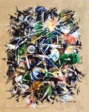 Aristide GAGNON (1930) - Début de poème (Beginning of a poem)