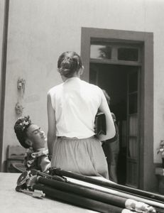 Lola ALVAREZ BRAVO - Fotografia - Frida Kahlo