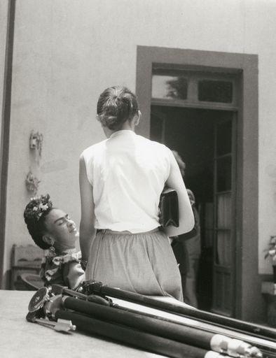 Lola ALVAREZ BRAVO - Photography - Frida Kahlo