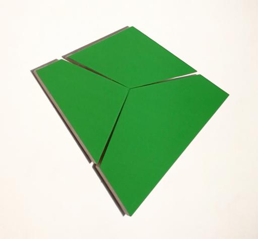 Renaud JACQUIER-STAJNOWICZ - Painting - Couvrir les yeux de feuilles...