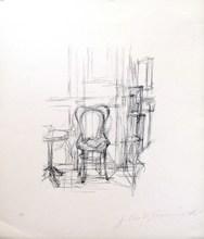 Alberto GIACOMETTI (1901-1966) - *Chase Et Gueridon