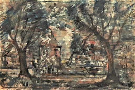 Ramón GAYA - Gemälde - Autumn Landscape