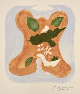 Georges BRAQUE - Print-Multiple - Descente aux enfers planche 2