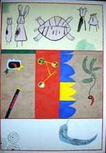 Martin BRADLEY - 版画 - OLYMPIC CENTENNIAL