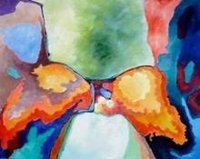 Claude THIEL DE NEUVILLE - Peinture - Passion isotherms n°19