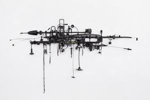 Jeroen FRATEUR - Sculpture-Volume - Diana Diesel