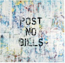 SEEN - Painting - Post no Bills