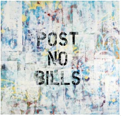 SEEN - Painting - Post no Bills