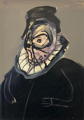 Antonio SAURA - Painting - Untitled