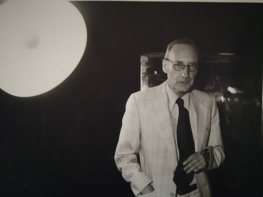 François LAGARDE - Fotografia - William Burroughs