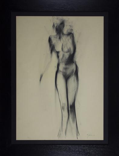 Giuseppe AJMONE - Zeichnung Aquarell - Senza titolo