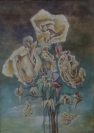 Erich GARGERLE - Gemälde - Late autumn