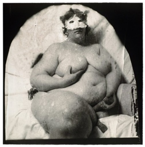 Joel-Peter WITKIN - Photography - Carrot Cake #1