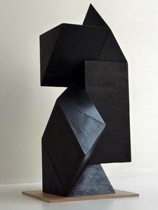 Norman DILWORTH - Sculpture-Volume - 8 elements