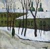 Valeriy NESTEROV - Pittura - Moscow. Yauzskiy Boulevard
