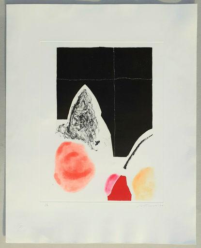 Giuseppe SANTOMASO - Print-Multiple - Composizione tav. 4