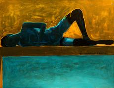 Maxim BASHEV - Painting - Nirvana