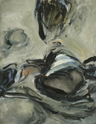 Erdal ALANTAR - Painting - Sans titre
