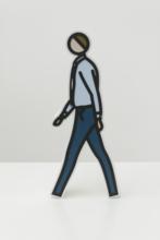 Julian OPIE - Sculpture-Volume - Bobby
