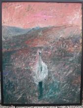 Ruggero SAVINIO - Pintura - I campi elisi