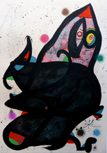 Joan MIRO (1893-1983) - Eustache