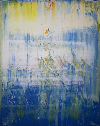 Harry James MOODY - Peinture - Thoughtless Meditation No.506