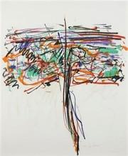 琼安•米契儿 - 版画 - Tree I