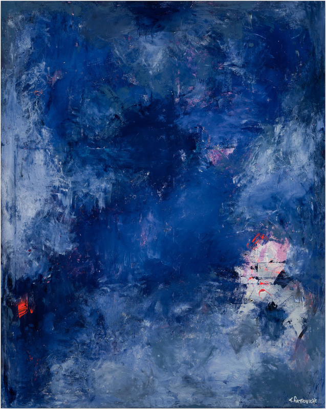 Tommaso FATTOVICH - Painting - This Cold