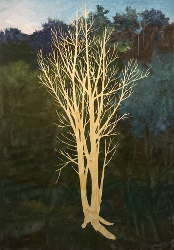 Peter HOFFER - Peinture - Linden