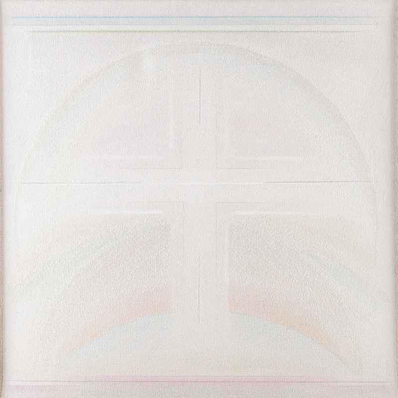 Riccardo GUARNERI - Painting - Può essere mistico