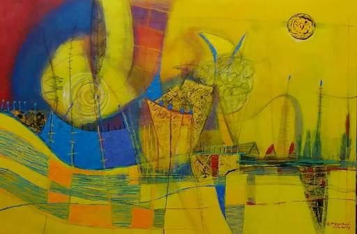 R.U. SUBAGIO - Pittura - Docked