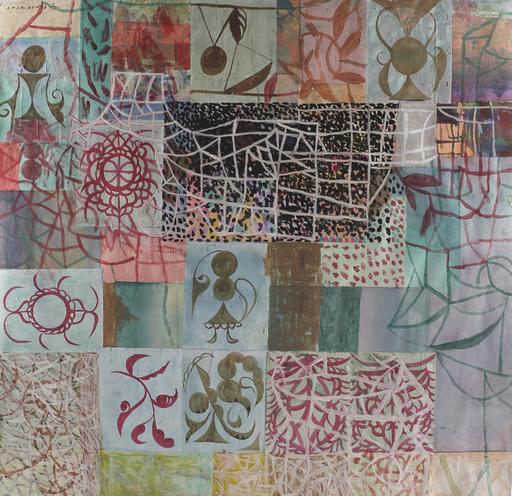 Amar DAWOD - Pintura - The Ta-Sin of the Circle III