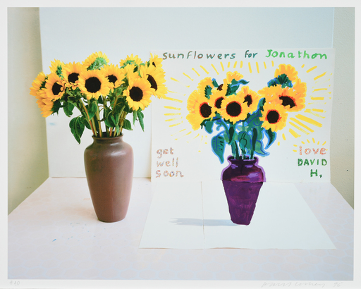 David HOCKNEY - Stampa-Multiplo - Photography is dead