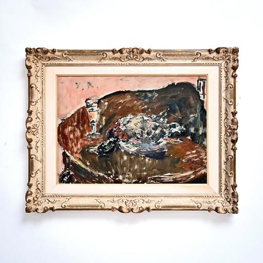 Filippo DE PISIS - Painting - Natura morta