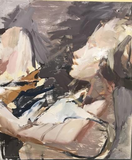 Vladimir SEMENSKIY - Painting - Portrait