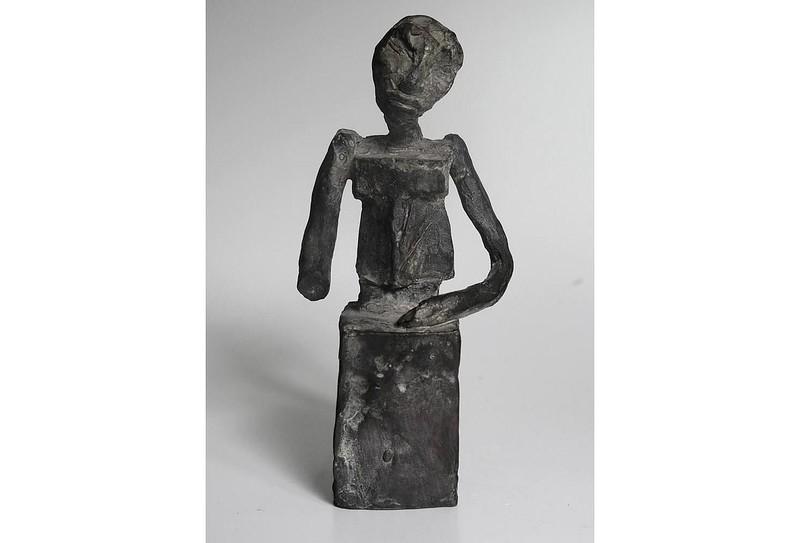 Dietrich KLINGE - Sculpture-Volume