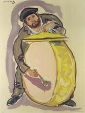 MANÉ-KATZ - Print-Multiple - Drummer