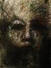 Fatiha ABELLACHE - Drawing-Watercolor - Présence-Exil