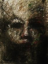 Fatiha ABELLACHE - Disegno Acquarello - Présence-Exil