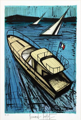 Bernard BUFFET - Estampe-Multiple