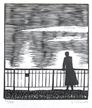 Gerhard MARCKS - Grabado - Am Teich